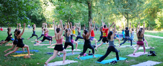 Blooming Happy Yoga