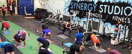 Synergy Personal Training Studio