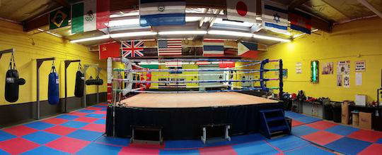 Muay Thai Kickboxing Gym