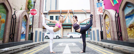Anahata Yoga Singapore