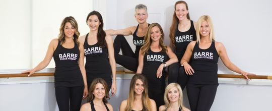 Barre Focus Fitness