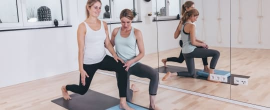 Om Stories - Personal Training