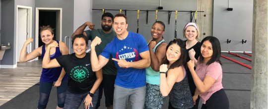 Old Town Fit Body Boot Camp