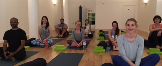 YogaWorks London