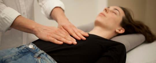 Reiki Therapie by Marcos Mangani