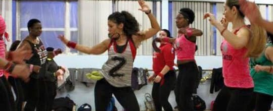 Zumba Fitness and STRONG by Zumba