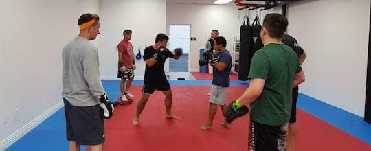 Infinity Taekwondo & Boxing Club