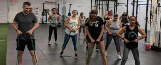 D. Kru Wellness - CrossFit Stripped