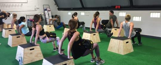 Method + Crew Fitness