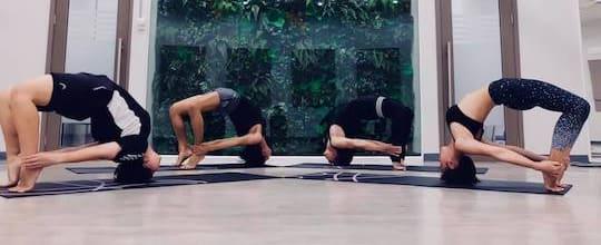 Paddhama Yoga