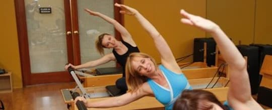 Absolute Pilates Upstairs