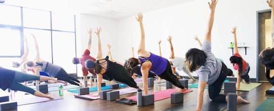 Yoga Wave Cupertino