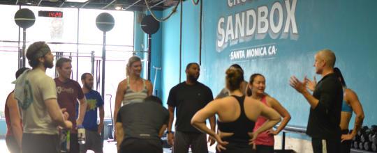 CrossFit Sandbox
