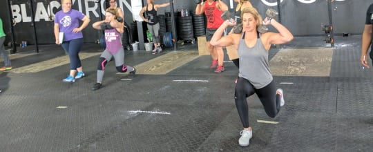 Black Iron CrossFit