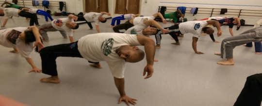 ABADÁ-Capoeira New York