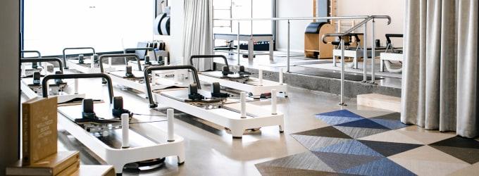 Pilates on Bourke