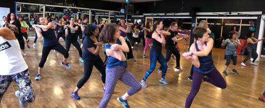 Beth Wolly Zumba Fitness