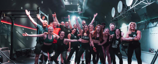 Ministry of Sound Fitness