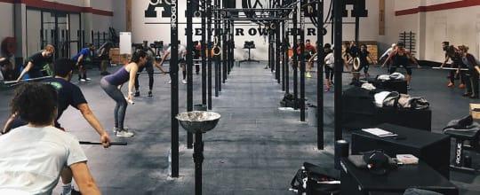 CrossFit Alioth
