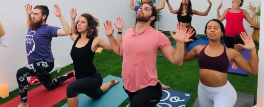 Yoga Shama