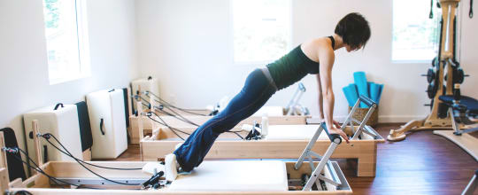 Well Body Pilates- East