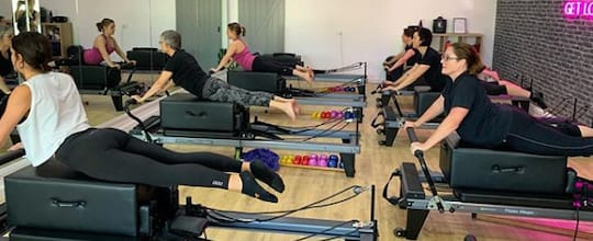 Get Low Pilates