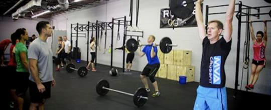 CrossFit MVA