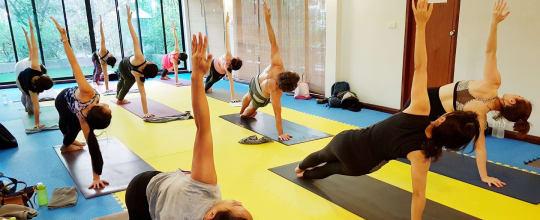 YogaFit Lab Bangkok
