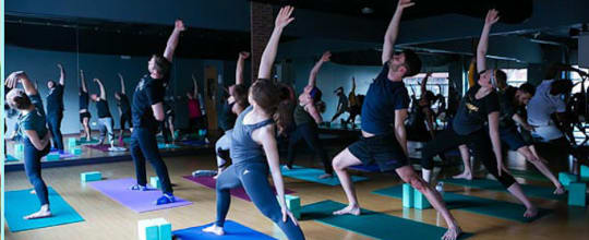 Rise & Wine Yoga Pop-Ups