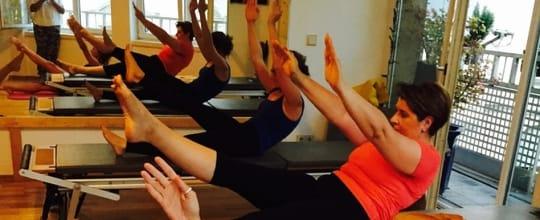 Hillary Coley Pilates