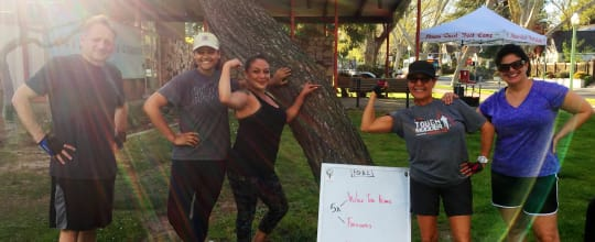 Fitness Quest Bootcamp