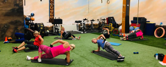 Action4Fitness Training Studio