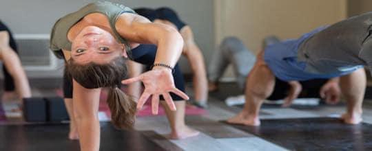 Power Yoga Buffalo - Snyder