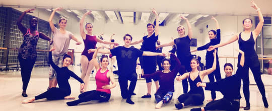 London Ballet Classes