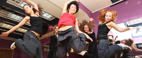 Bam Bam Boogie Dance Fitness