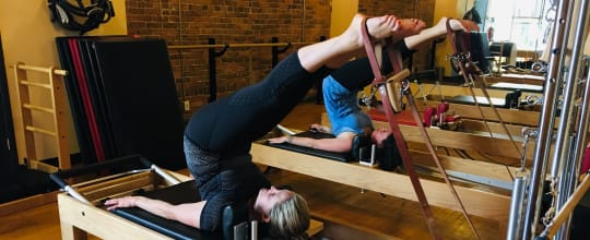 Main Street Pilates Studio