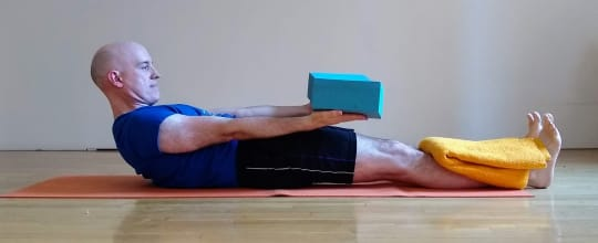 Yoga with Witold Fitz-Simon