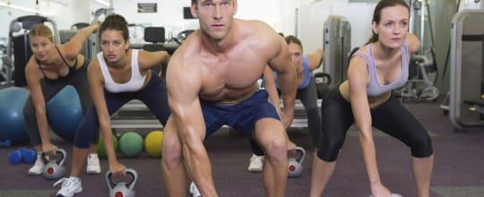 Kronic Kettlebell Fitness