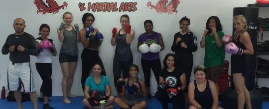 Kalari Kickboxing and Martial Arts