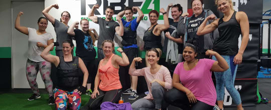 Tribe41 Functional Training Botany