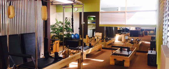 Articulations Pilates