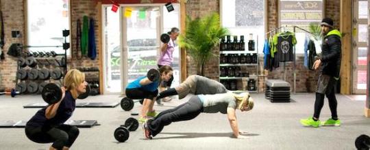 SCE Fitness