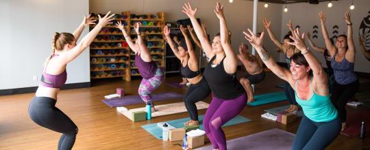 Up Yoga