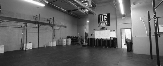 Open Gym l Home of CrossFit Órale