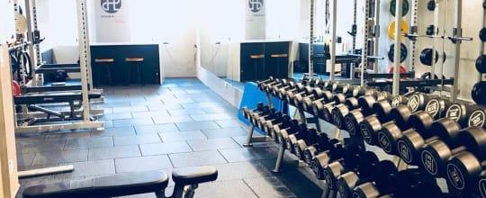 Gold's Gym Singapore