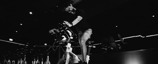 6IX CYCLE SPIN STUDIO