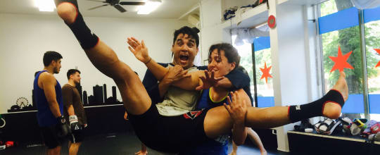 Chicago School of Grappling