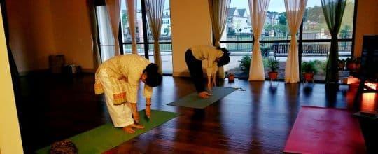 Sharp Venture Classical Yoga