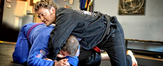 Frequency BJJ & Fitness