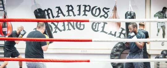 Mariposa Boxing Club